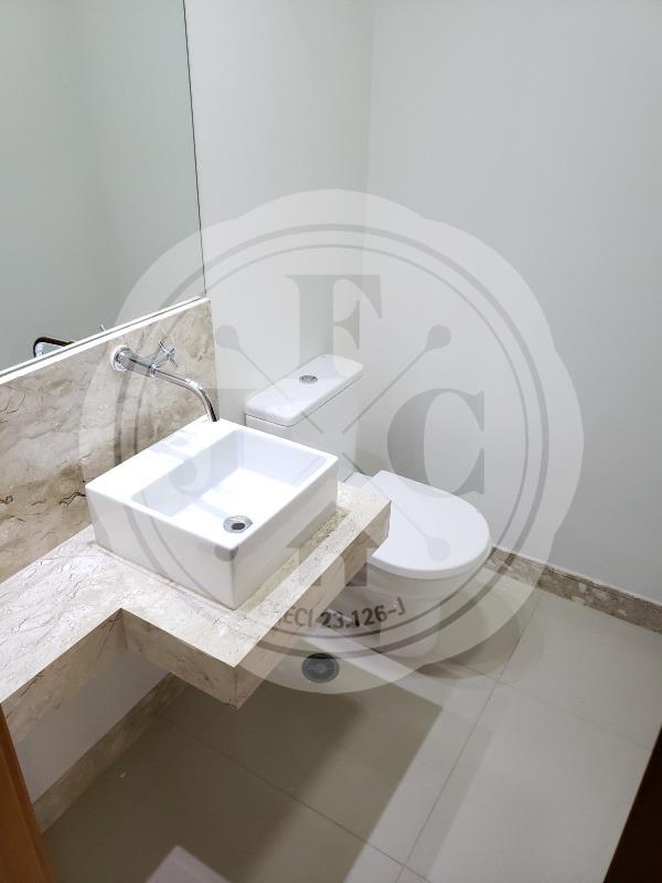 Apartamento à venda no Bosque das Juritis: lavabo