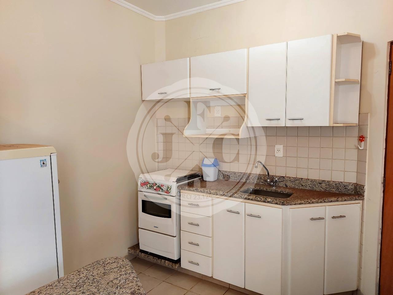 Kitnet para aluguel no Vila Amélia: Cozinha