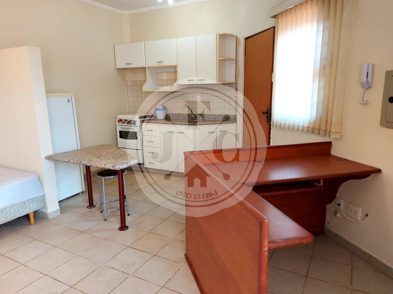 Kitnet para aluguel no Vila Amélia: Living