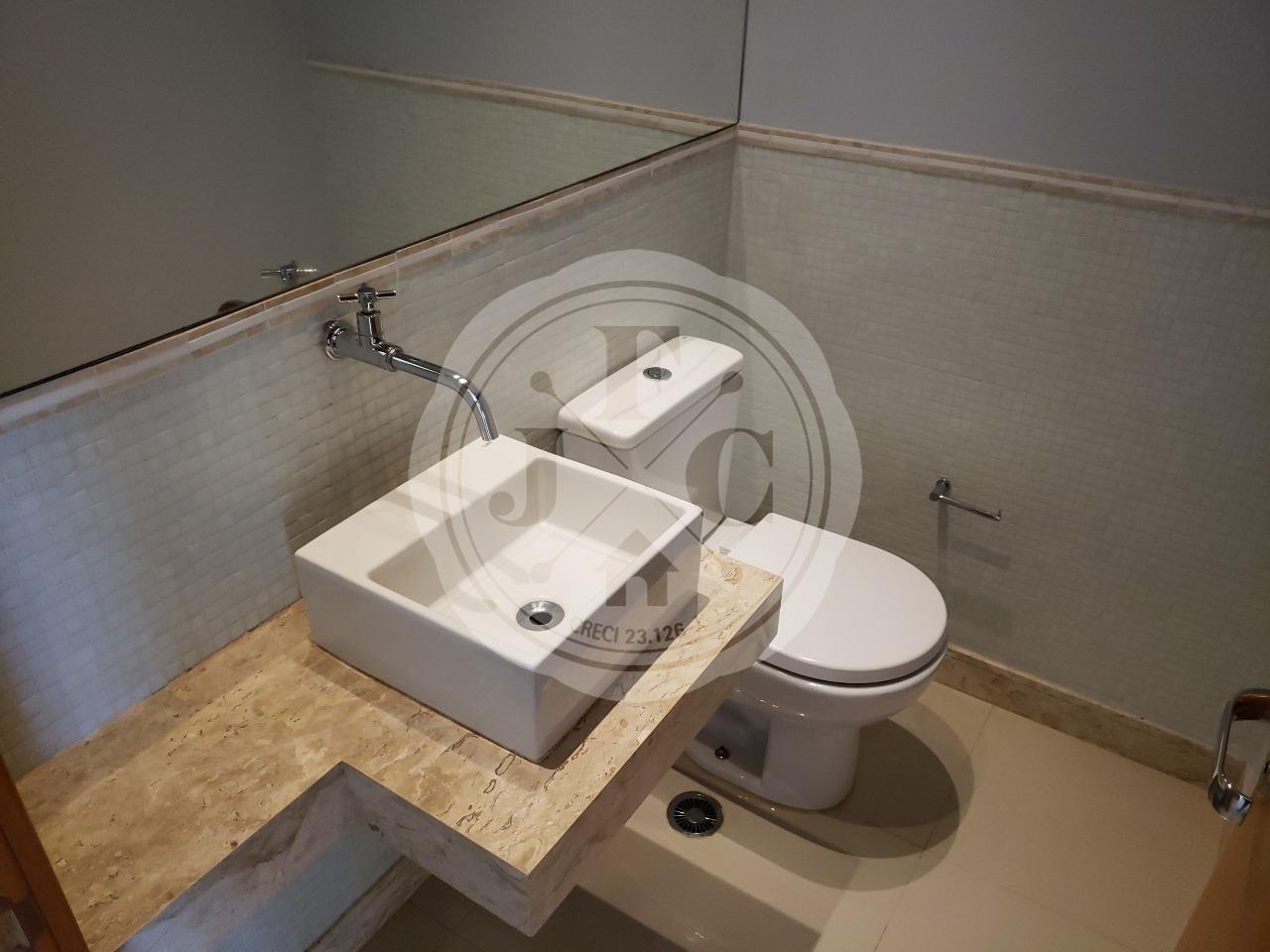 Apartamento para aluguel no Bosque das Juritis: lavabo