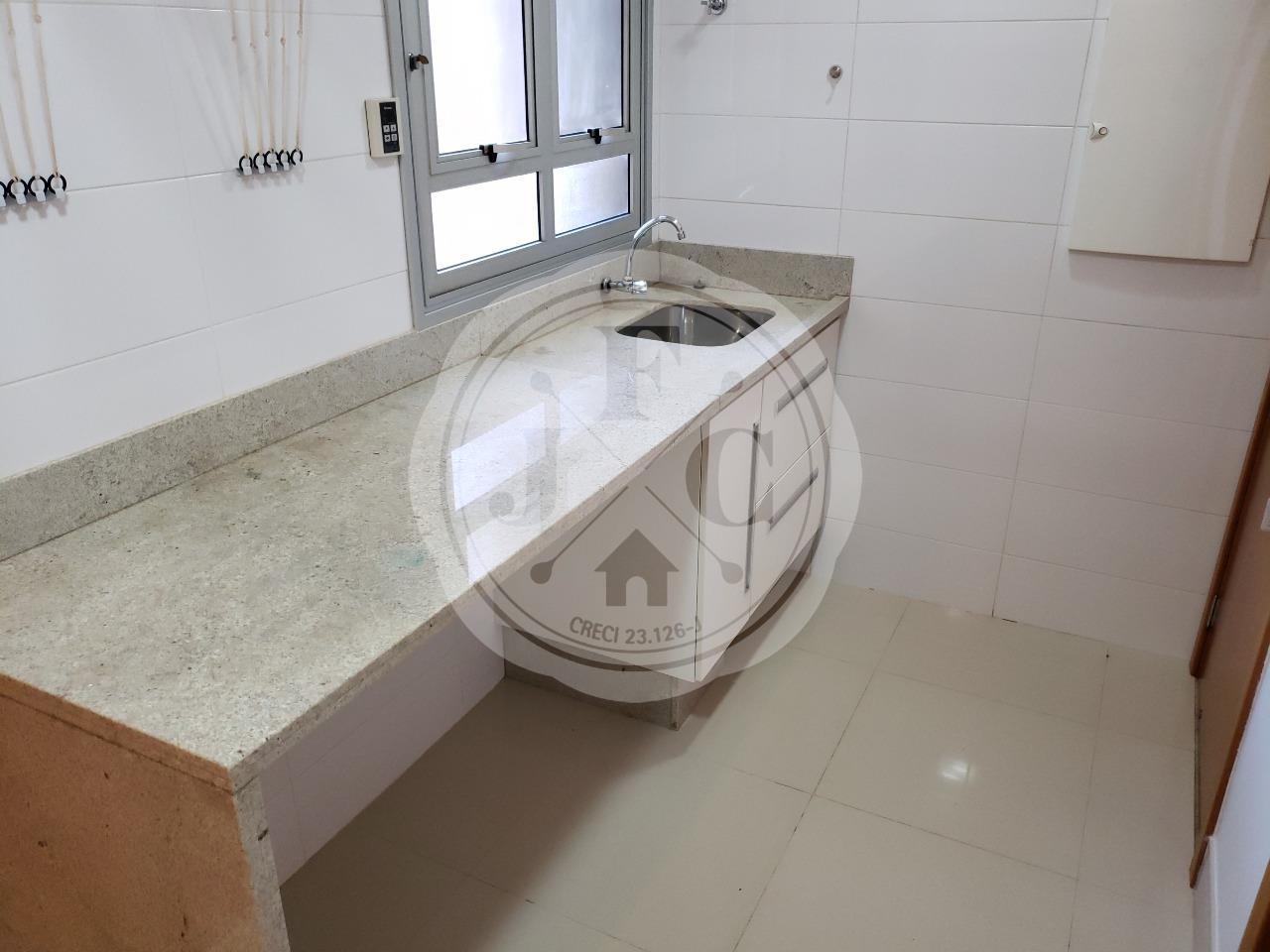 Apartamento para aluguel no Bosque das Juritis: lavanderia