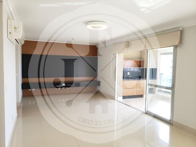 Apartamento à venda no Bosque das Juritis: sala três ambientes