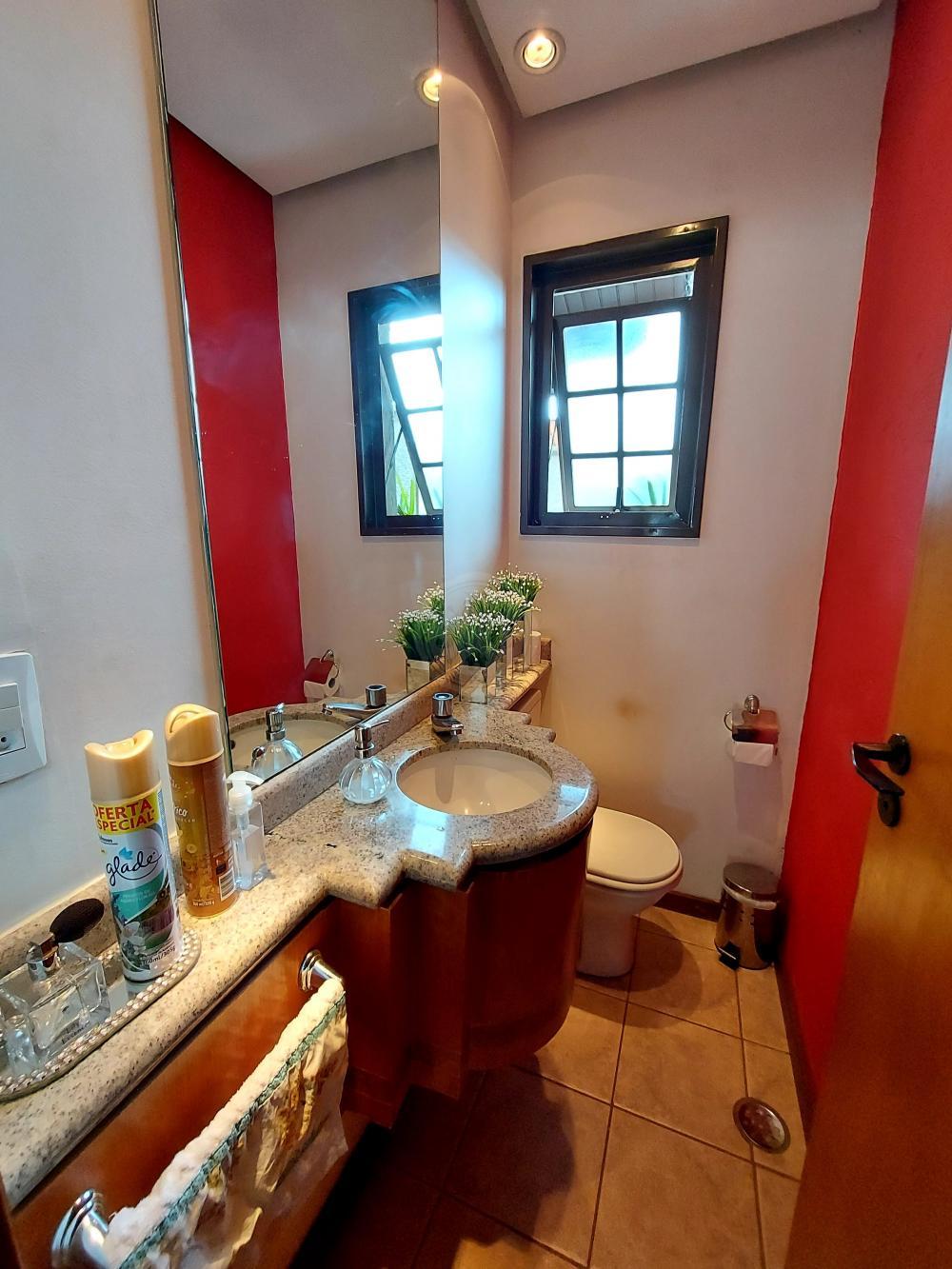 Casa à venda no Residencial Flórida: lavabo