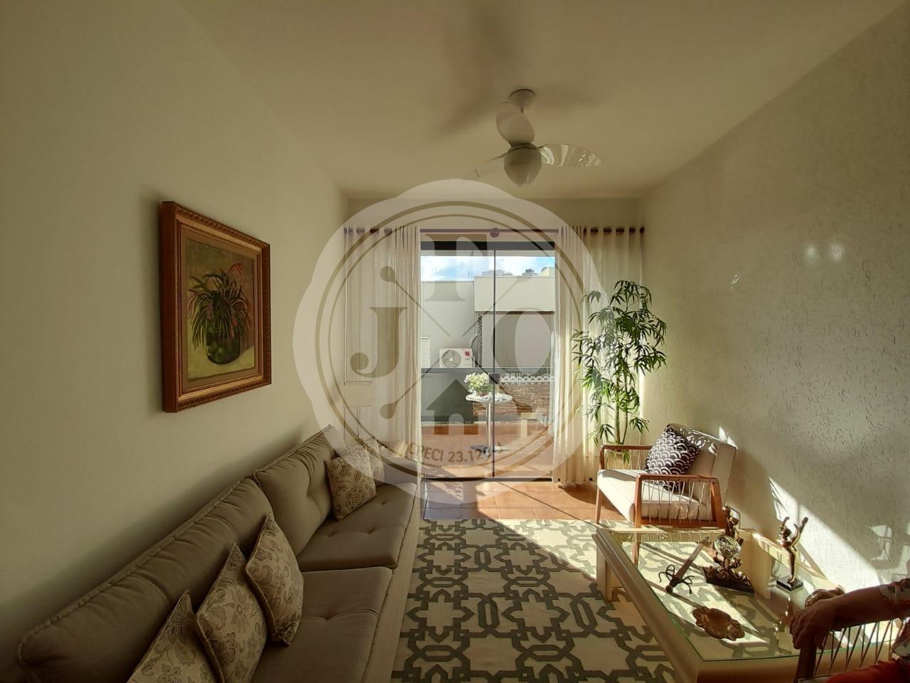 Apartamento à venda, 3 quartos, 1 suíte, 1 vaga, Jardim Irajá - Ribeirão Preto/SP