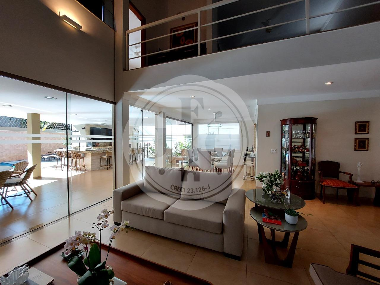 Casa alto padrão à venda em condomínio de alto padrão