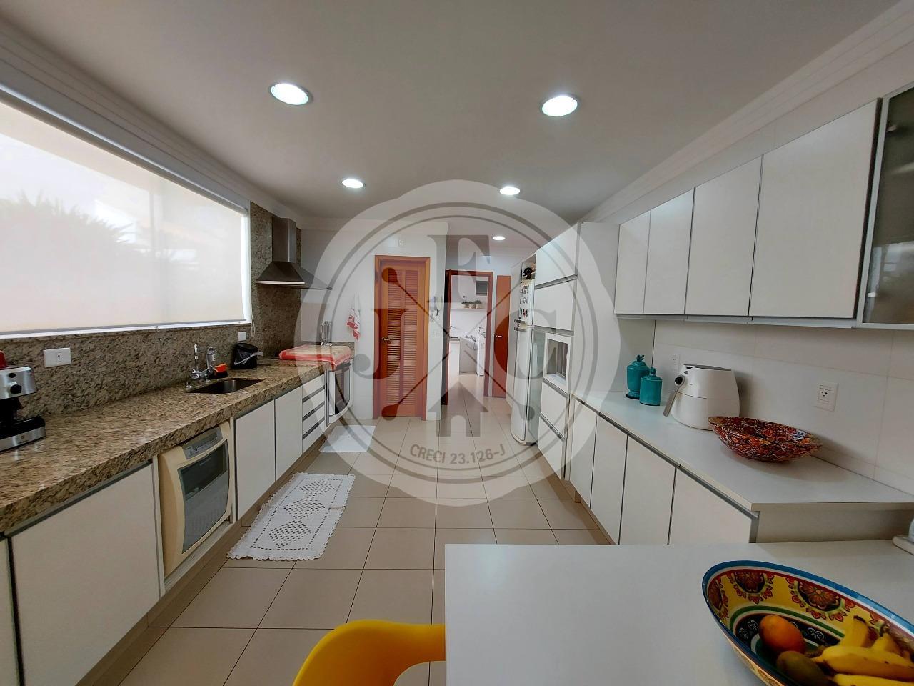 Casa em Condomínio à venda no Bosque das Juritis: Cozinha Planejada