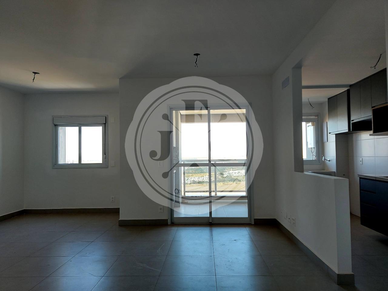 Apartamento para aluguel no Quinta da Primavera: Living 2 ambientes