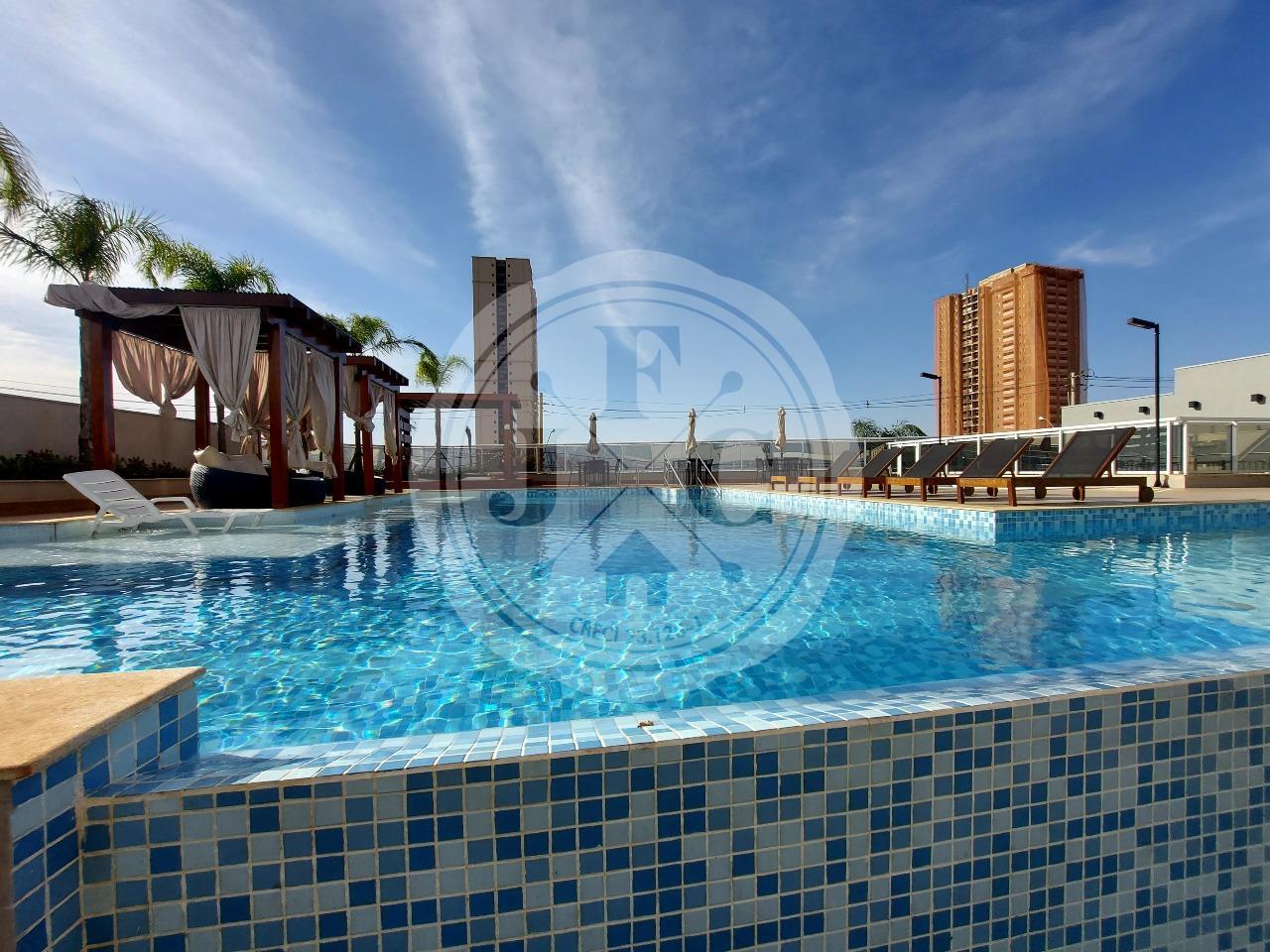 Exclusivo apartamento para locação no bairro Quinta da Primavera