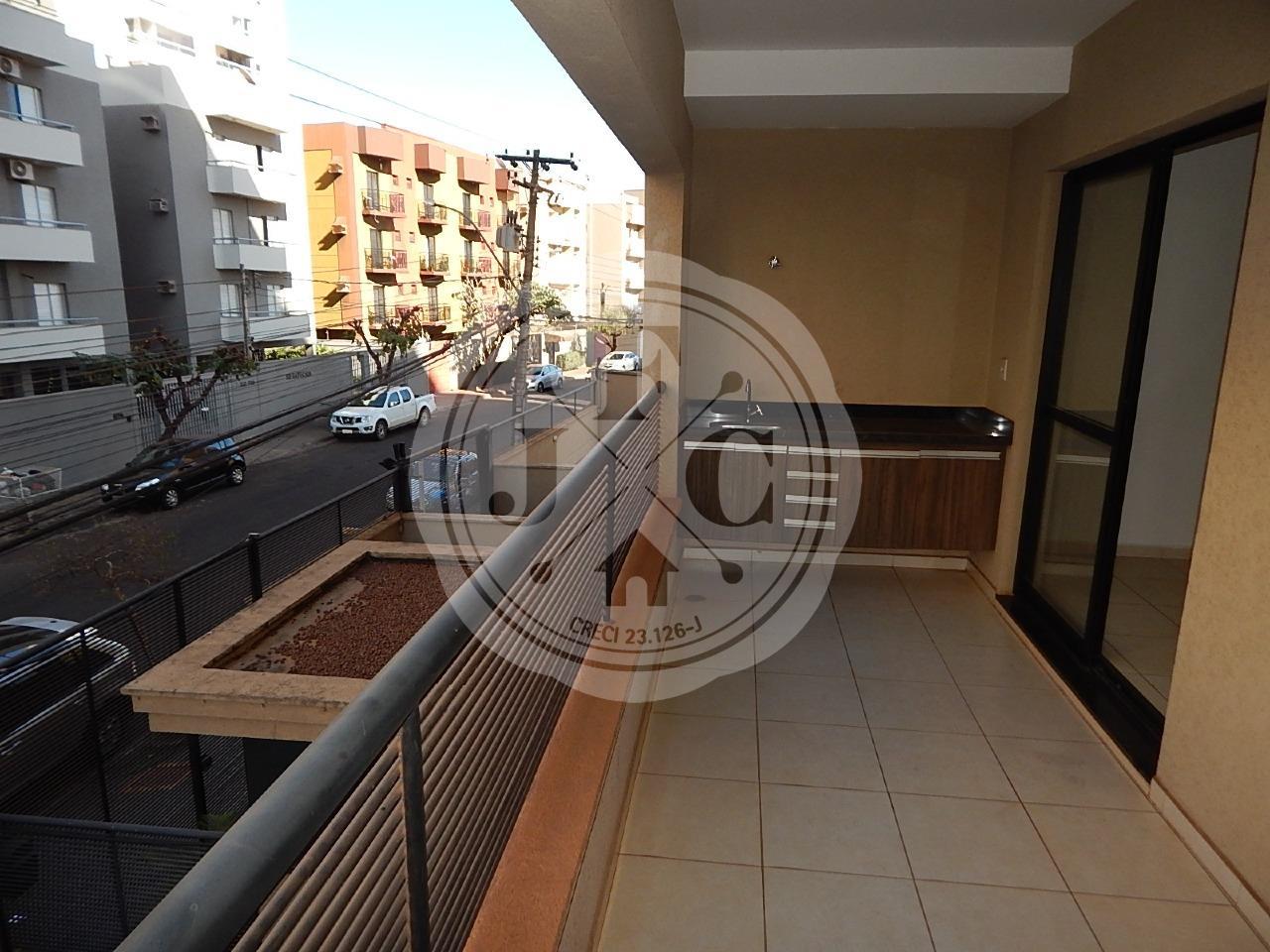 Apartamento para locação com 2 suítes no bairro Nova Aliança.