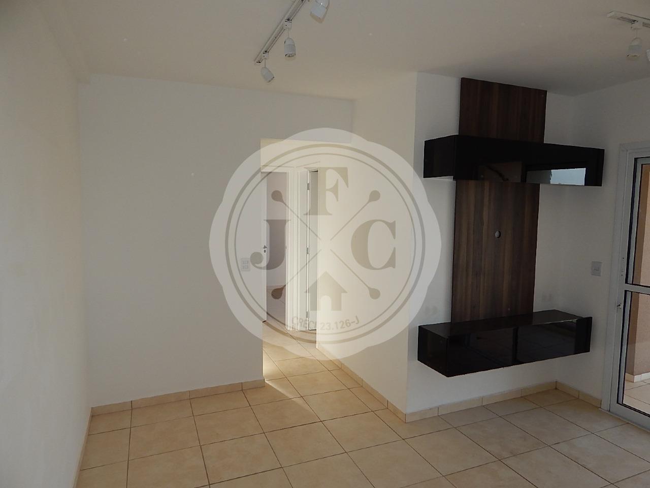 Apartamento para aluguel, 2 quartos, 1 vaga, Jardim Anhanguéra - Ribeirão Preto/SP