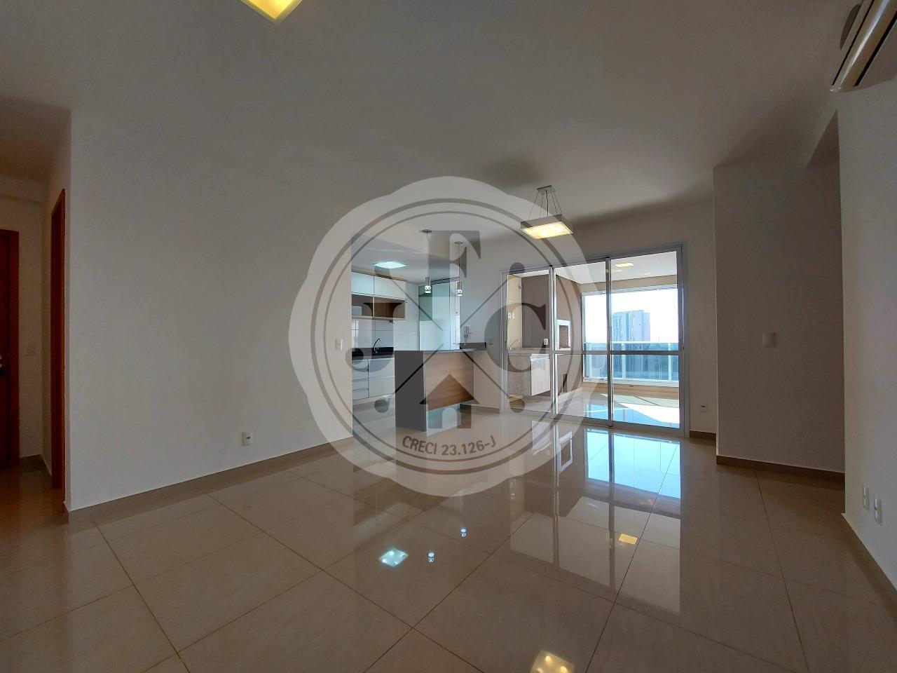 Apartamento para aluguel no Bosque das Juritis: Living 2 ambientes
