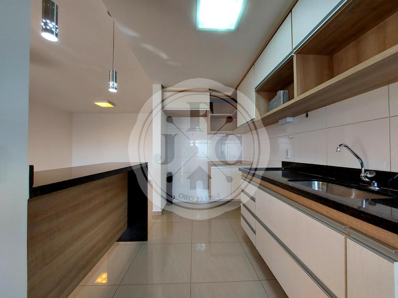 Apartamento para aluguel no Bosque das Juritis: Cozinha Americana