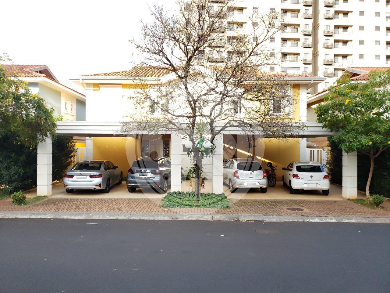 Casa sobrado à venda em condomínio fechado no Jardim Botânico.