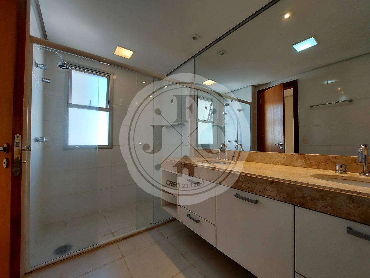 Apartamento para aluguel no Jardim Botânico: Banheiro Suíte 1