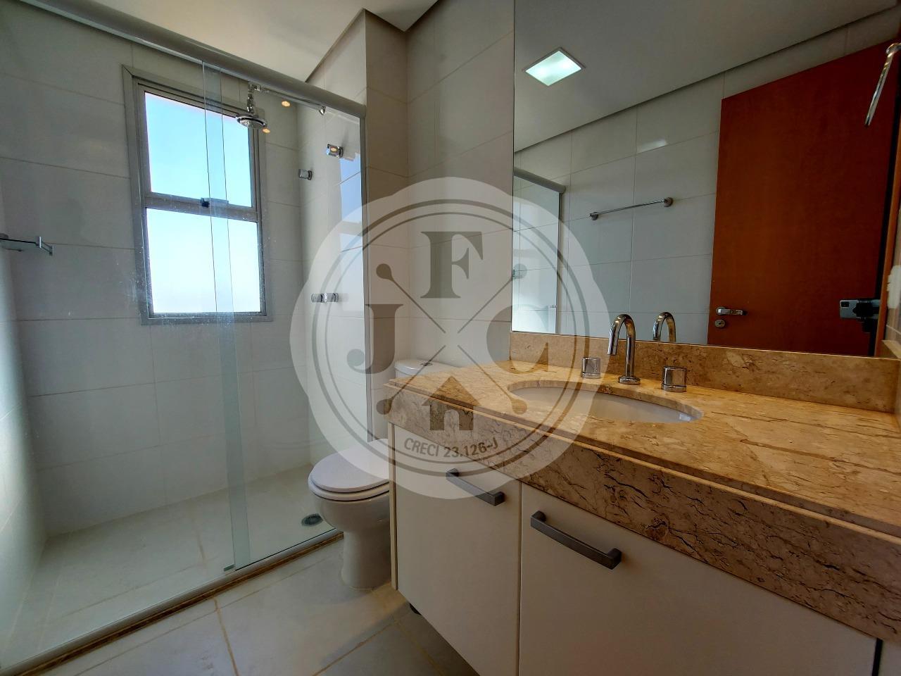 Apartamento para aluguel no Jardim Botânico: Banheiro Suíte 2