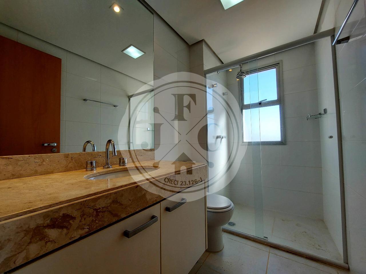 Apartamento para aluguel no Jardim Botânico: Banheiro Suíte 3