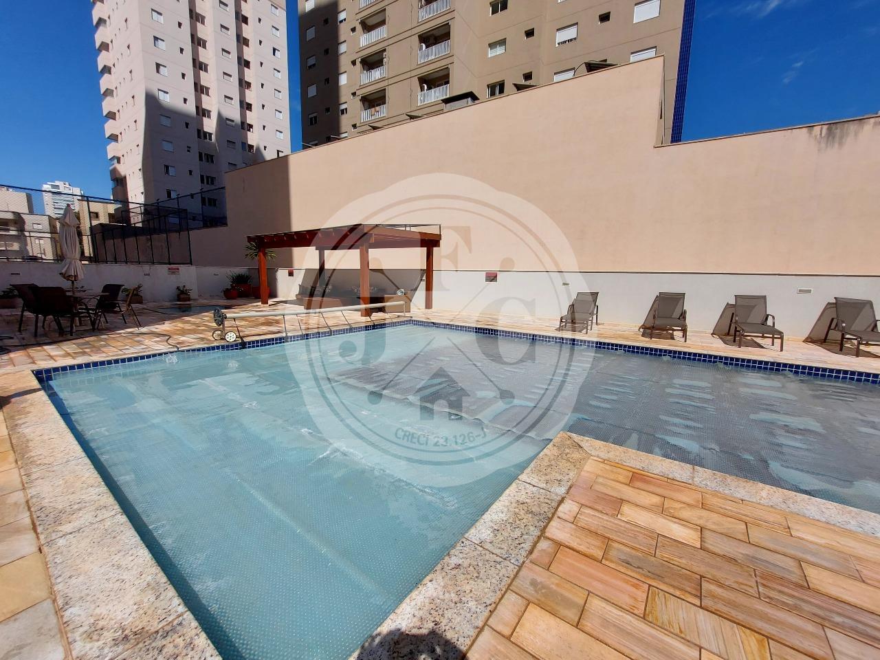 Apartamento para aluguel no Jardim Botânico: Piscina