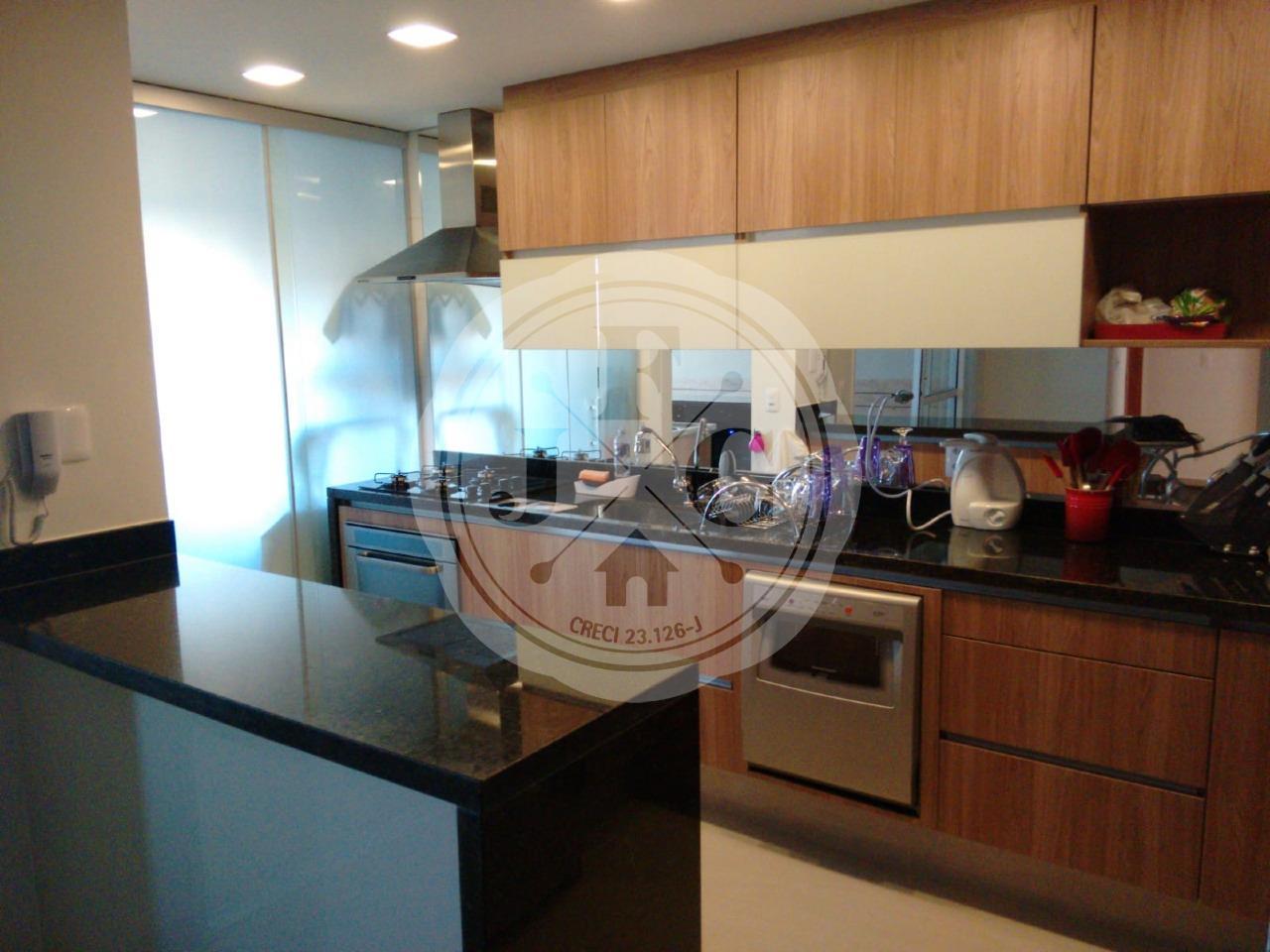 Exclusivo apartamento para locação com 2 suítes no bairro Bosque das Juritis.