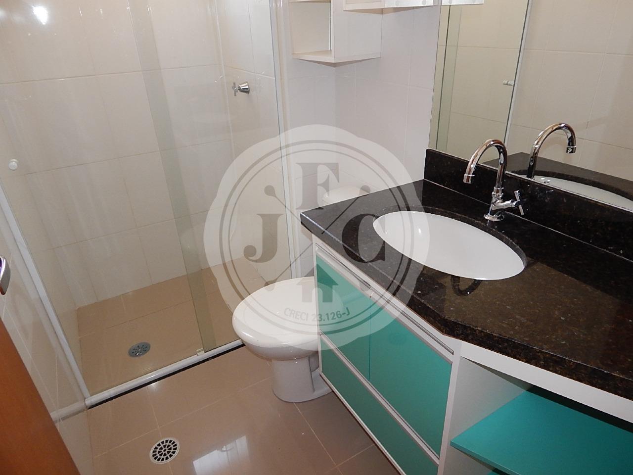 Apartamento para aluguel no Nova Aliança: Banheiro