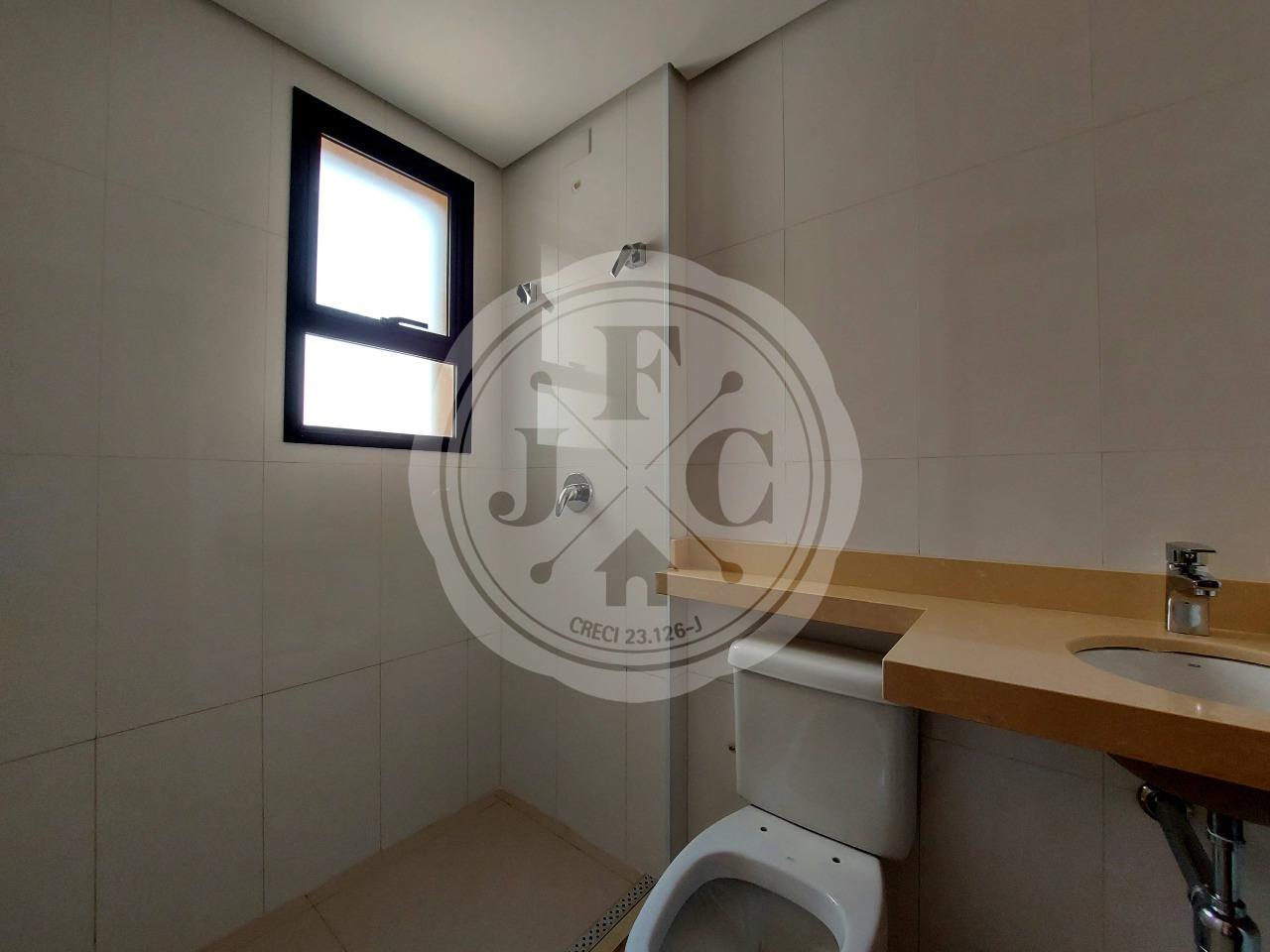 Apartamento à venda no Bosque das Juritis: Banheiro Suíte 2