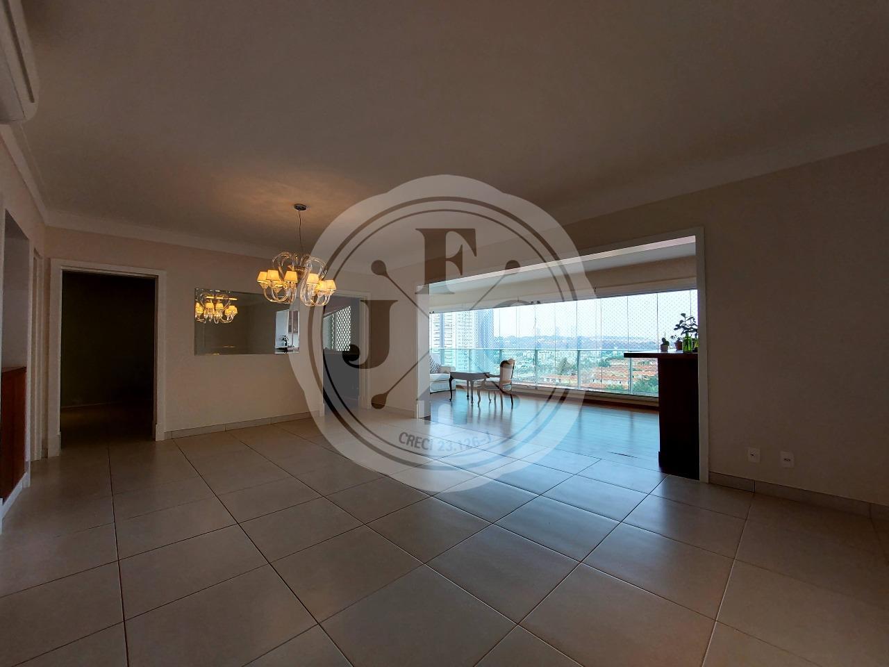 Exclusivo apartamento alto padrão com 3 suítes para locação no bairro Bosque das Juritis.