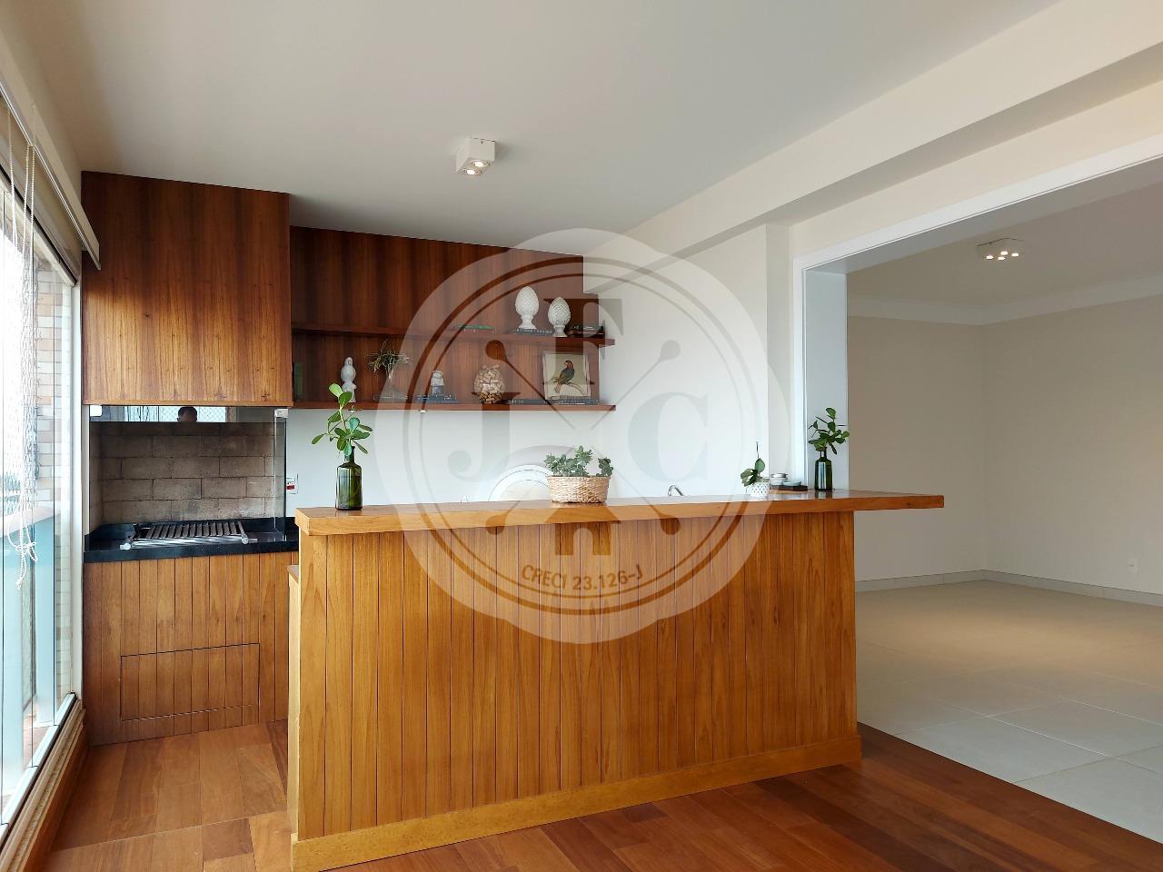 Apartamento para aluguel no Bosque das Juritis: Sacada Gourmet