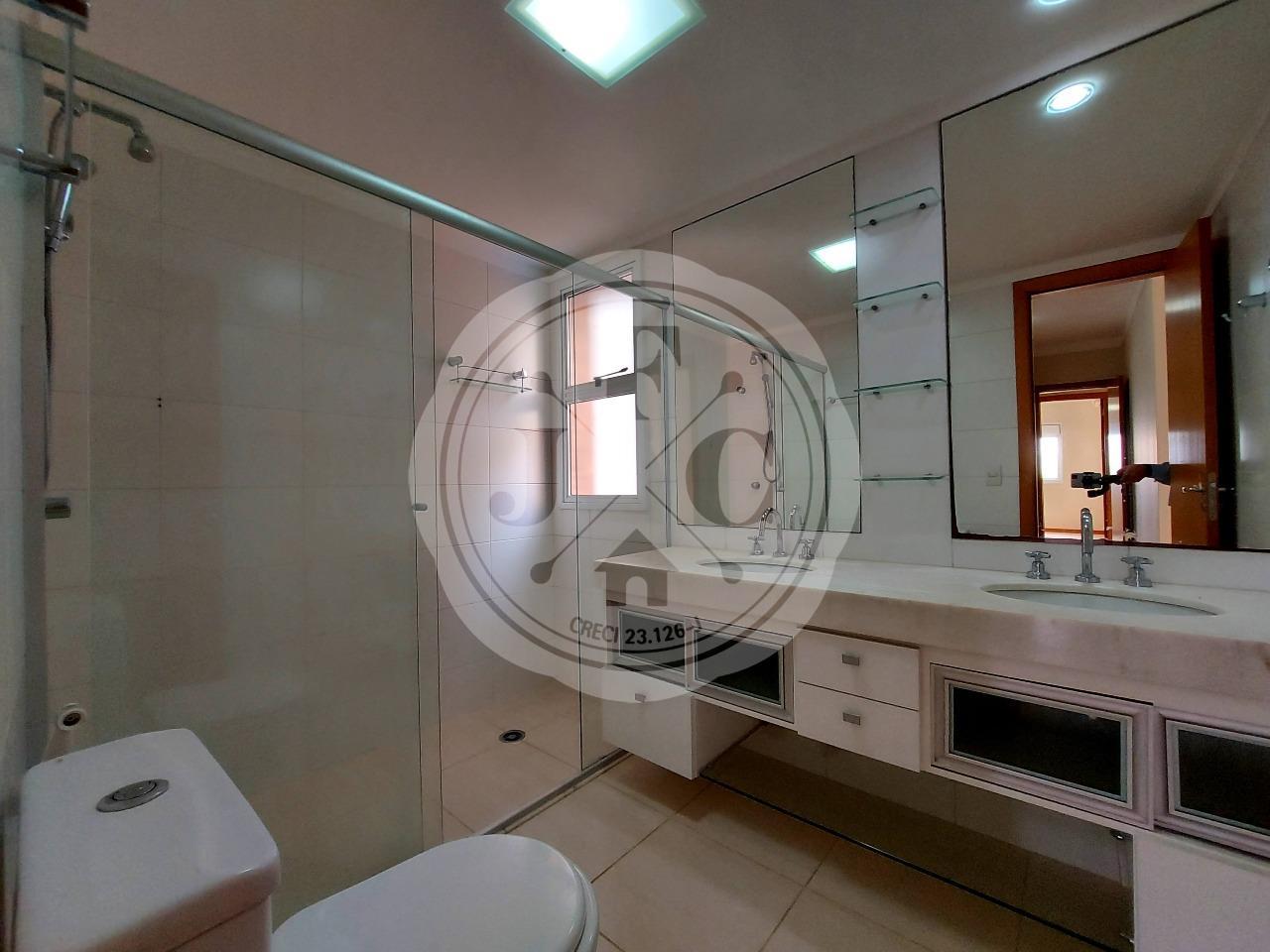 Apartamento à venda no Jardim Botânico: Banheiro Suíte 2