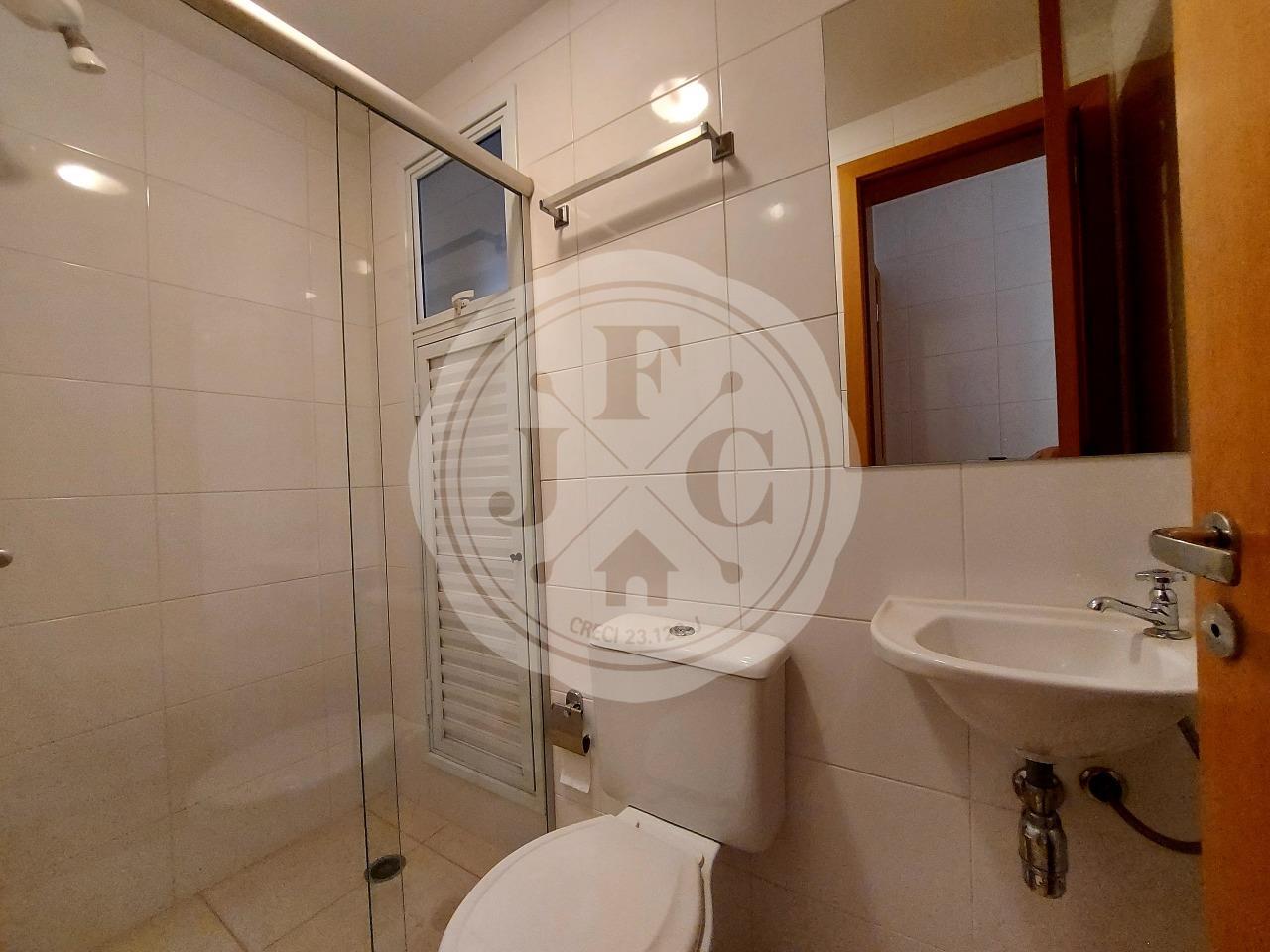 Apartamento à venda no Jardim Botânico: Banheiro Serviço