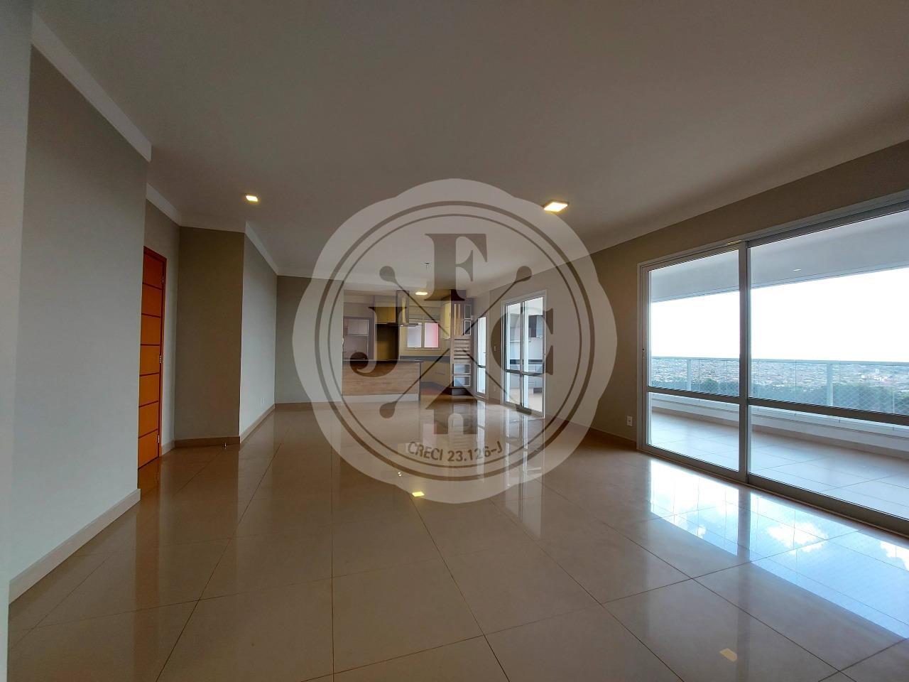 Exclusivo apartamento para locação com 3 suítes no bairro Nova Aliança.