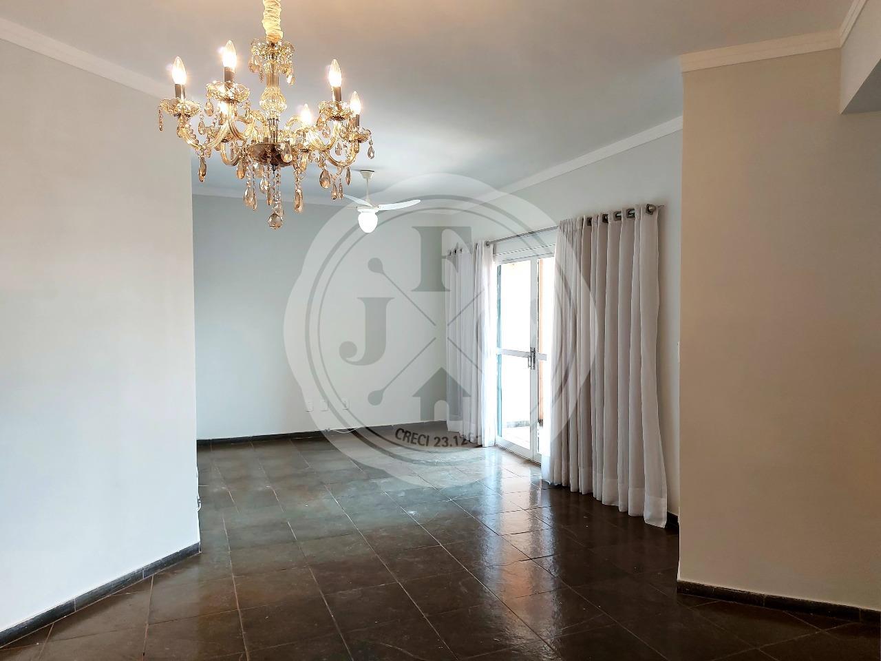 Apartamento para aluguel no Vila Amélia: Living