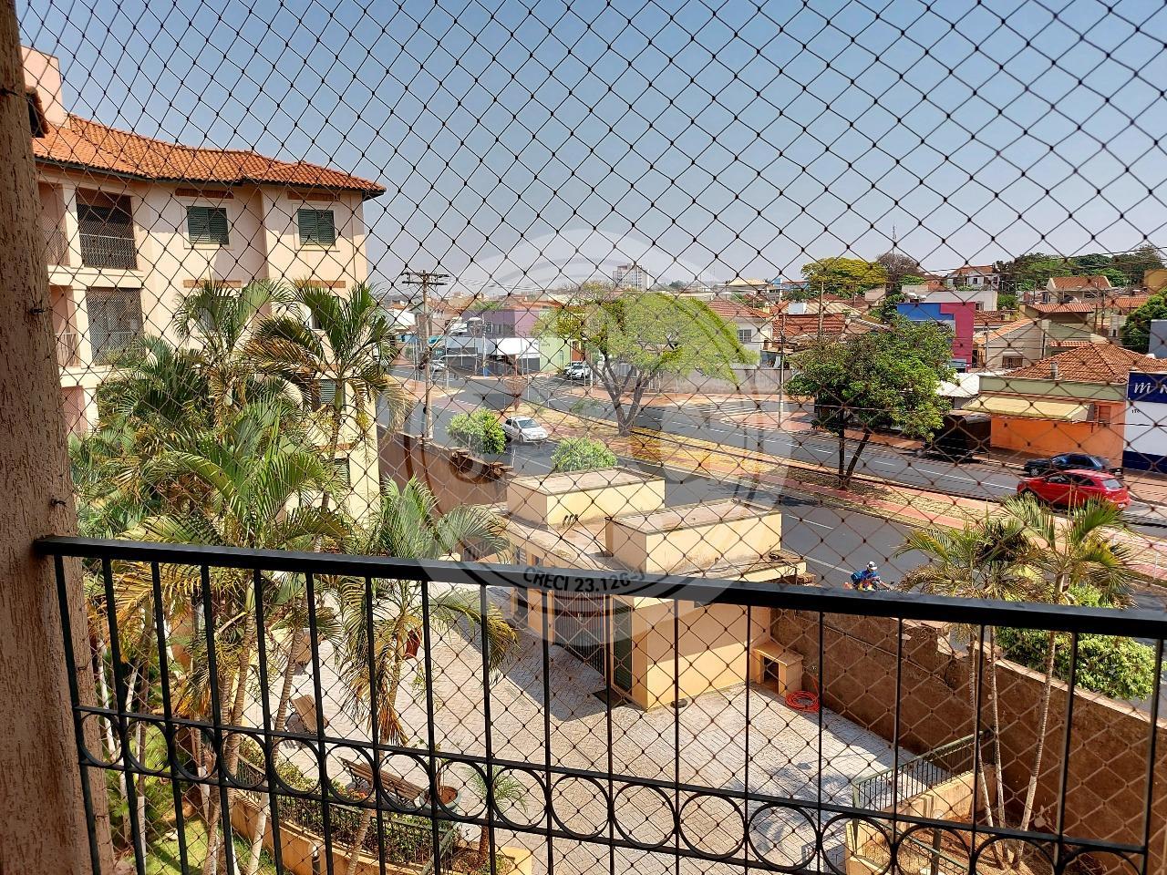 Apartamento para aluguel no Vila Amélia: Sacada