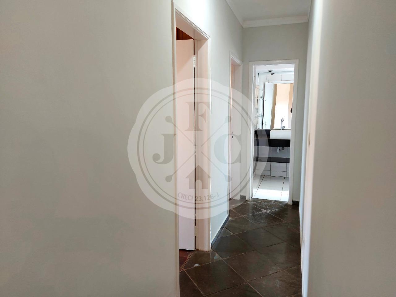 Apartamento para aluguel no Vila Amélia: Hall Íntimo