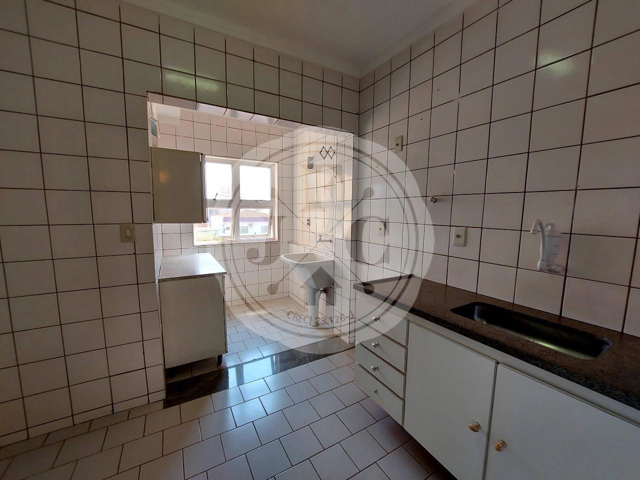 Apartamento para aluguel no Vila Amélia: Cozinha