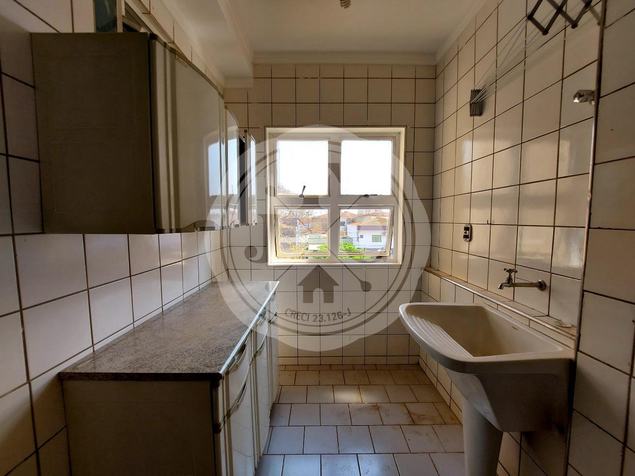 Apartamento para aluguel no Vila Amélia: Serviço