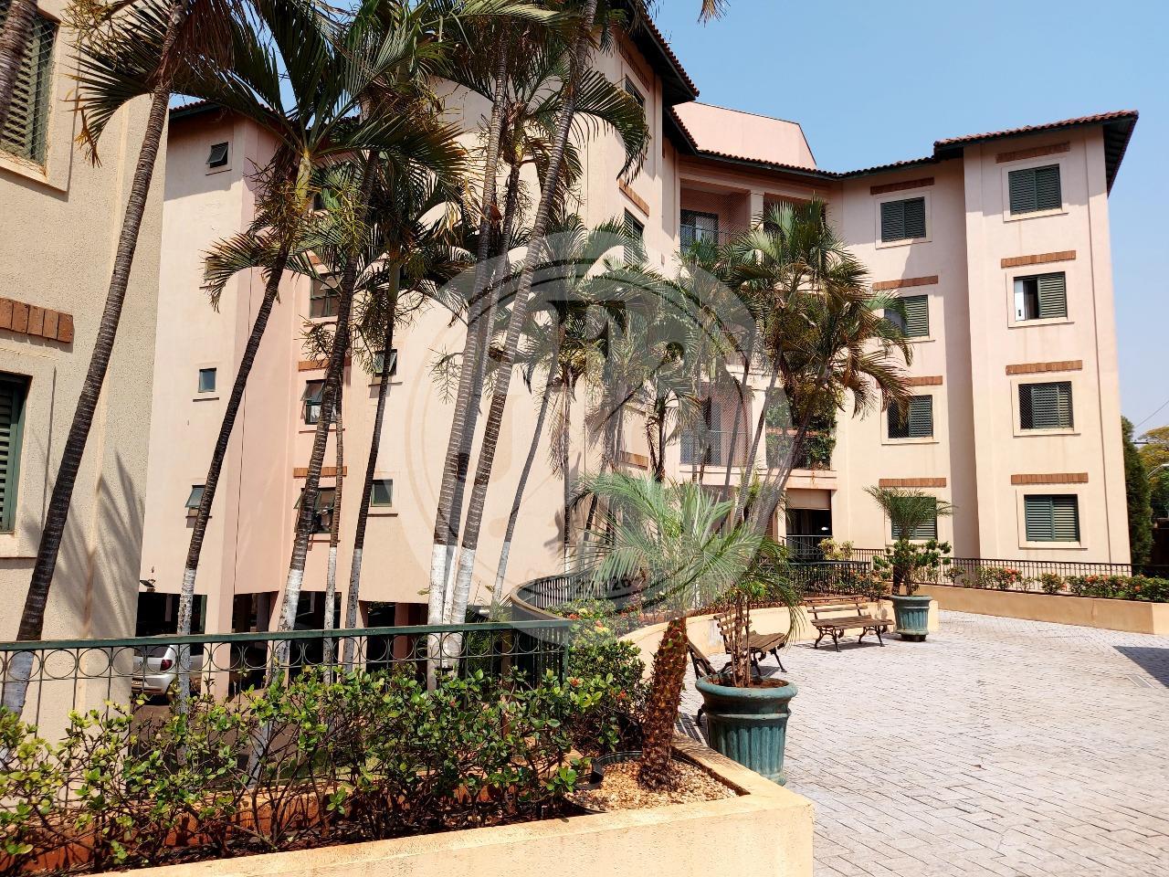 Apartamento para aluguel no Vila Amélia: Condomínio