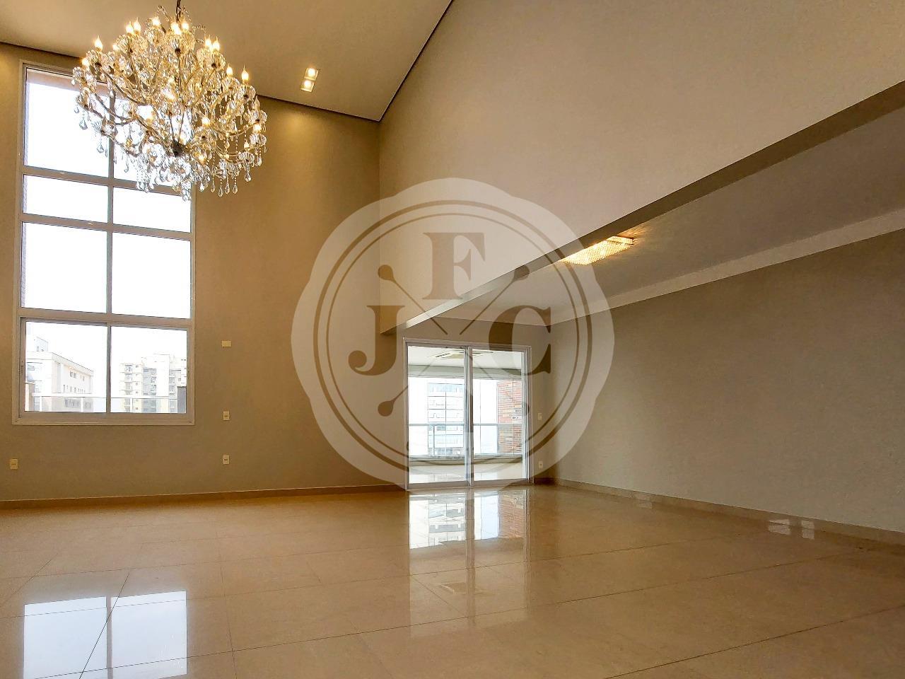 Exclusivo apartamento duplex à venda com 4 suítes no desejado bairro Mirante do Ipê.