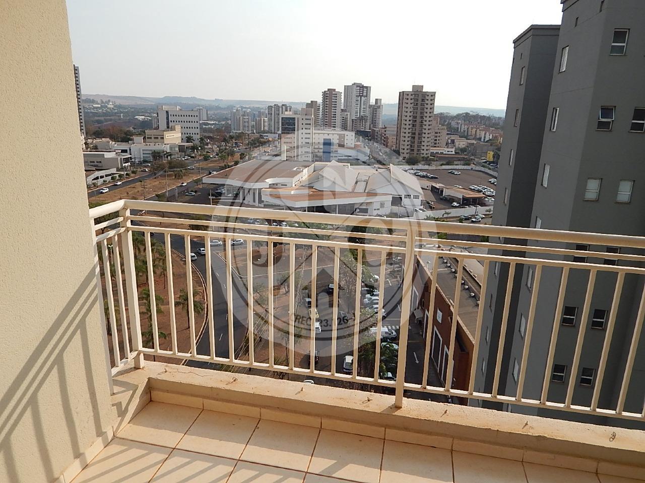 Apartamento para aluguel no Nova Aliança: Varanda