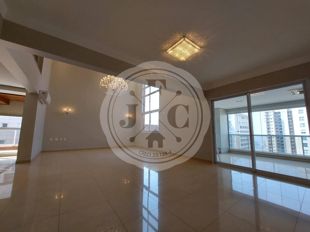 Apartamento para aluguel no Residencial Morro do Ipê: Living 2 Ambientes