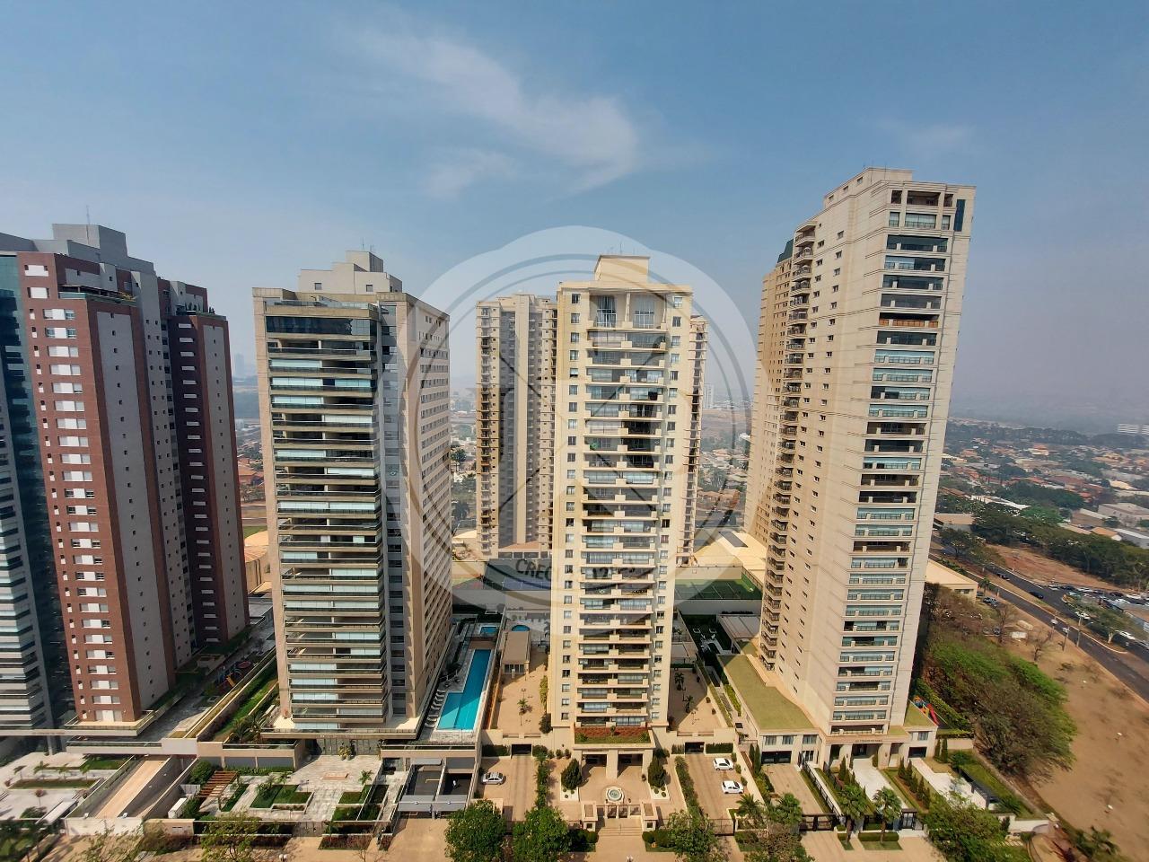 Apartamento para aluguel no Residencial Morro do Ipê: Vista Sacada Living