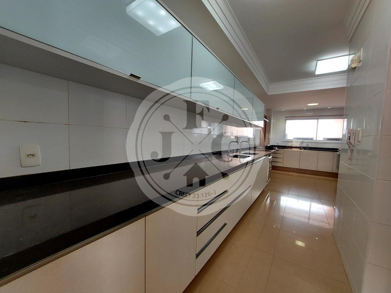 Apartamento para aluguel no Residencial Morro do Ipê: Cozinha Planejada e Despensa