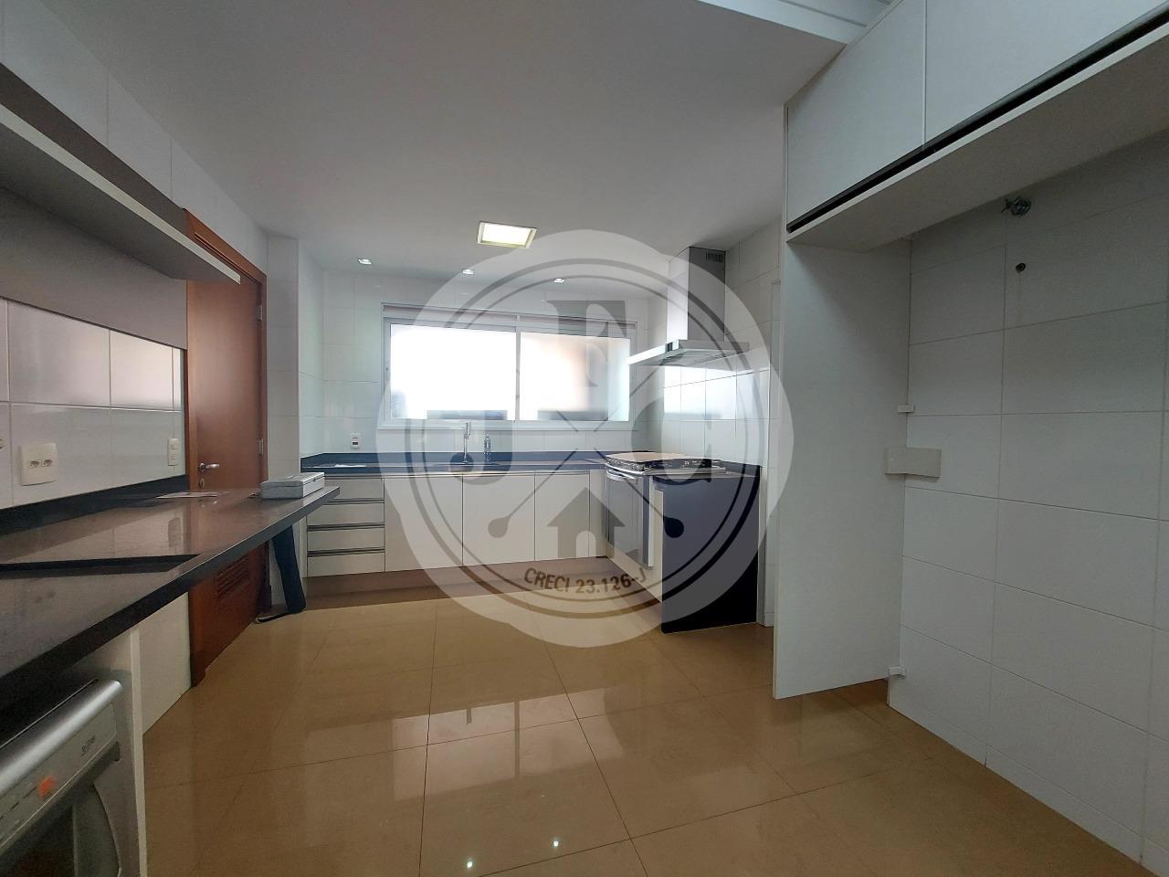 Apartamento para aluguel no Residencial Morro do Ipê: Cozinha Planejada