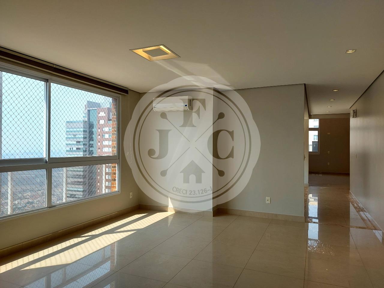 Apartamento para aluguel no Residencial Morro do Ipê: Sala Home Theater