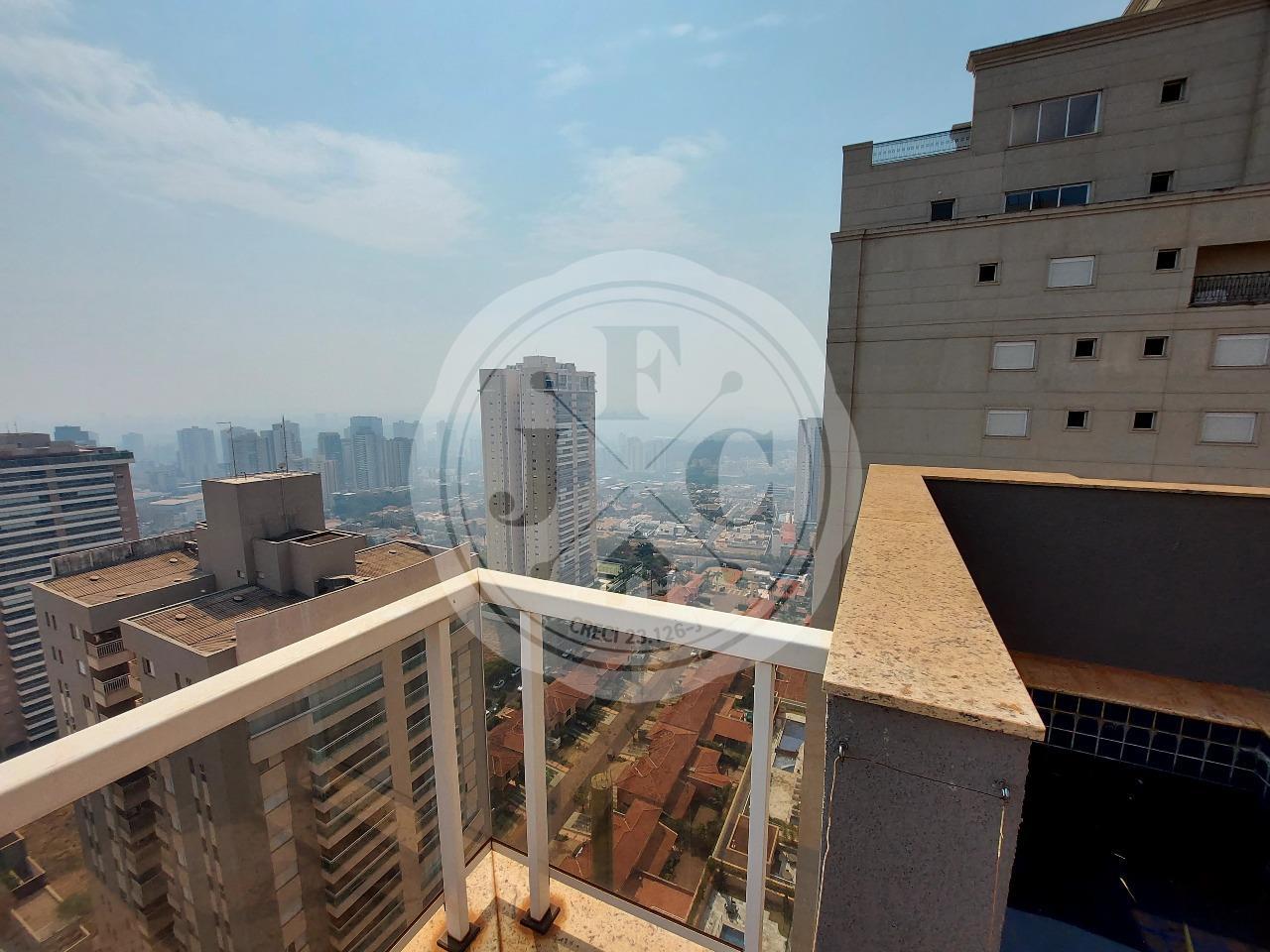 Apartamento para aluguel no Residencial Morro do Ipê: Piscina e Sacada Varanda