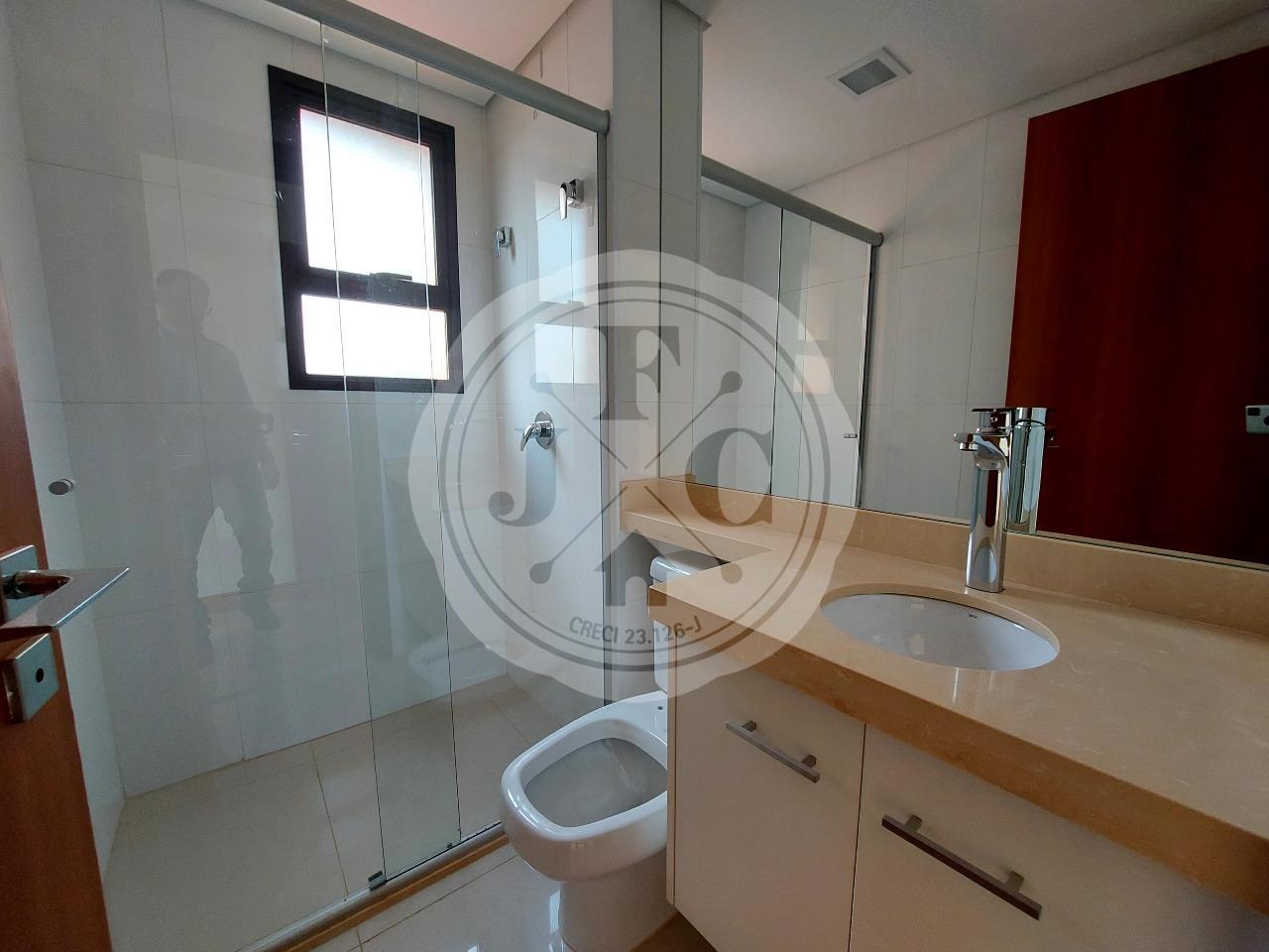Apartamento à venda no Bosque das Juritis: Banheiro Suíte 3