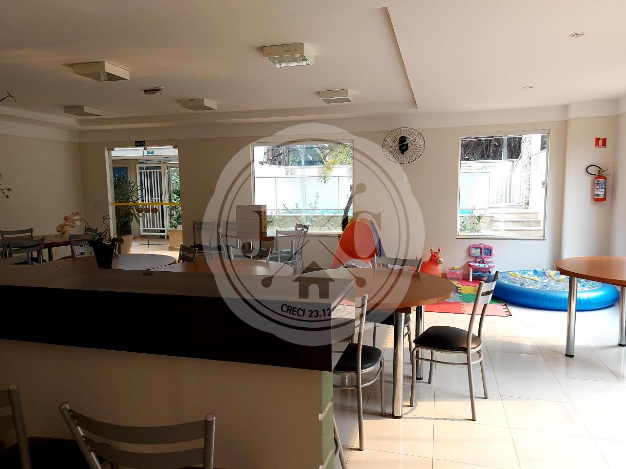 Apartamento para aluguel no Vila Seixas: Festas