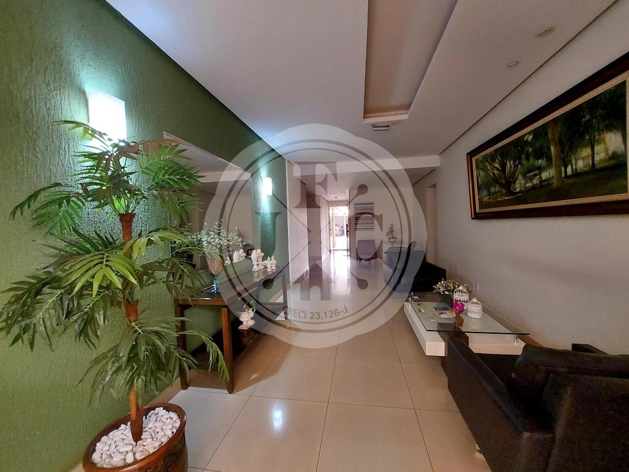 Apartamento para aluguel no Vila Seixas: Hall Social