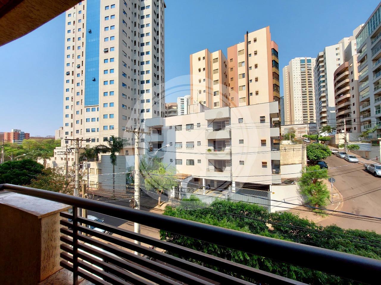 Apartamento para aluguel no Jardim Botânico: Sacada