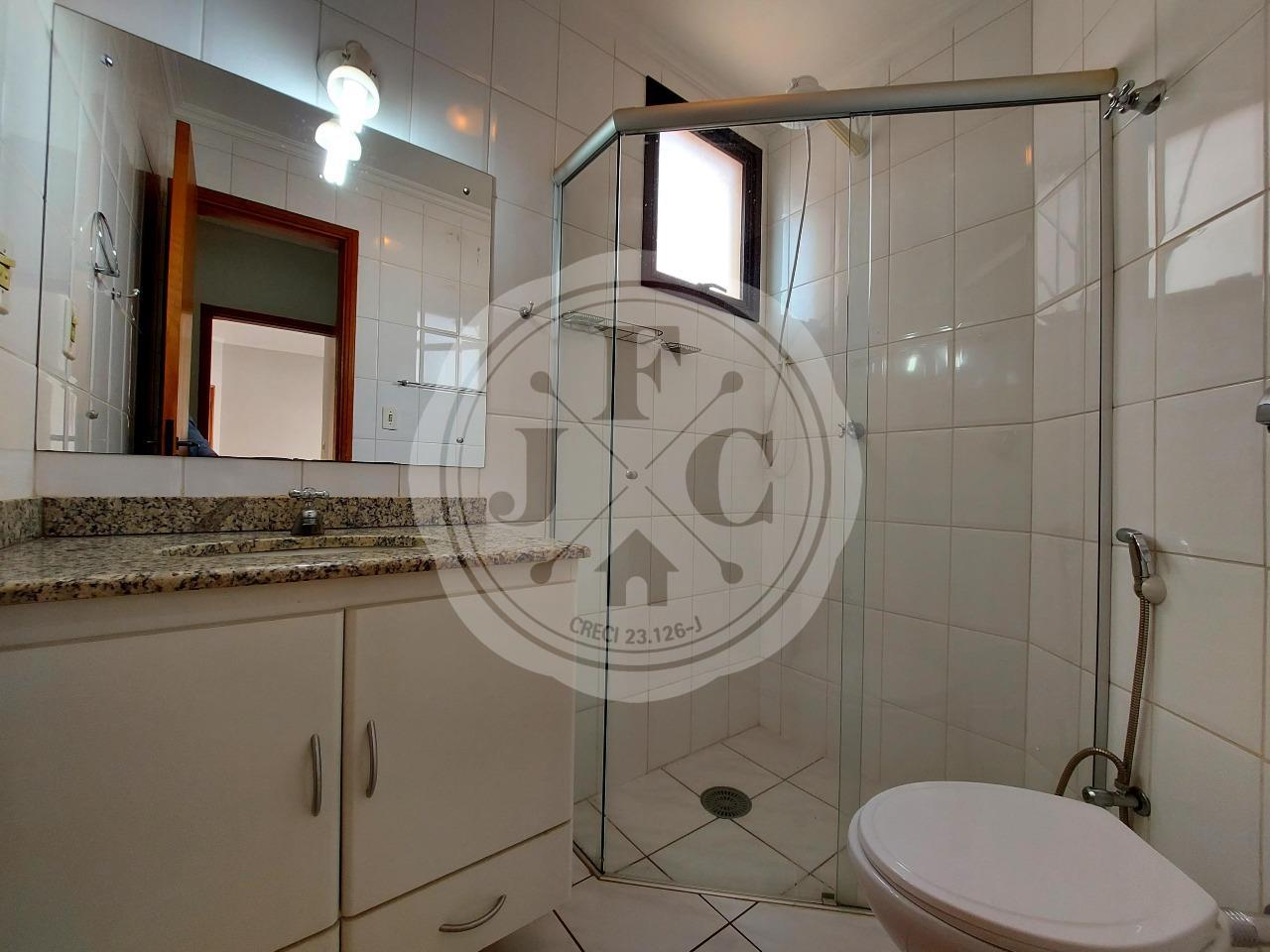Apartamento para aluguel no Jardim Botânico: Banheiro Social