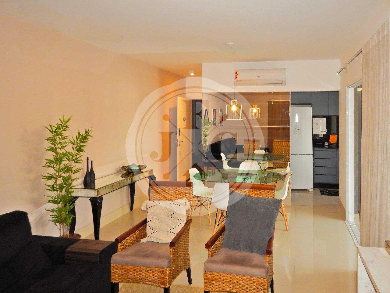Apartamento para aluguel no Bosque das Juritis: Living