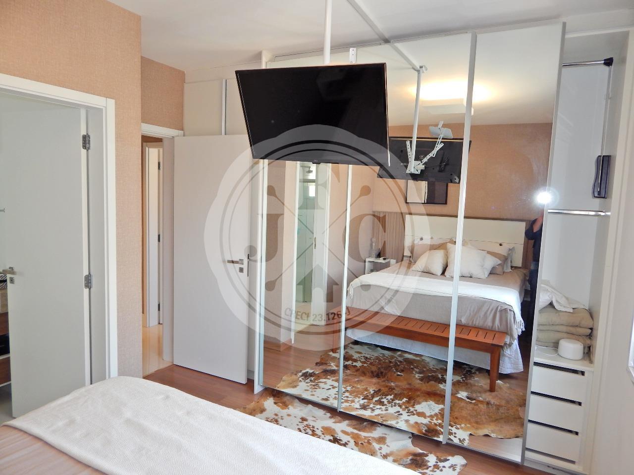 Apartamento para aluguel no Bosque das Juritis: Suíte